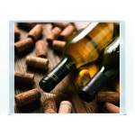 Поднос 40х31 см SUBTRAKTION Wine bottles EMSA EM509407